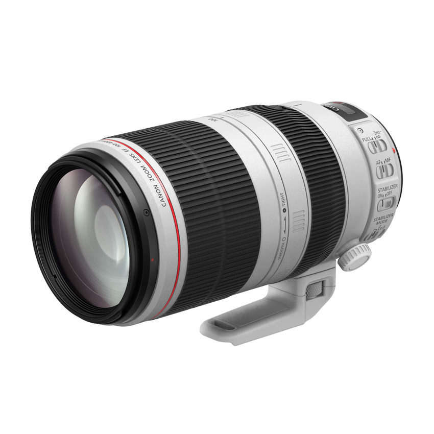 Canon EF 100-400mm f/4.5-5.6L USM IS Type II objectief