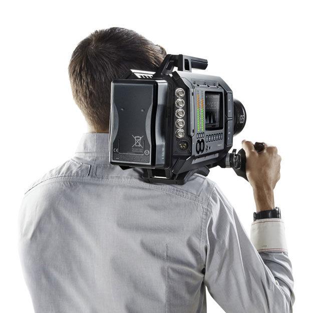 Image of Blackmagic BM198 URSA Shoulder Kit