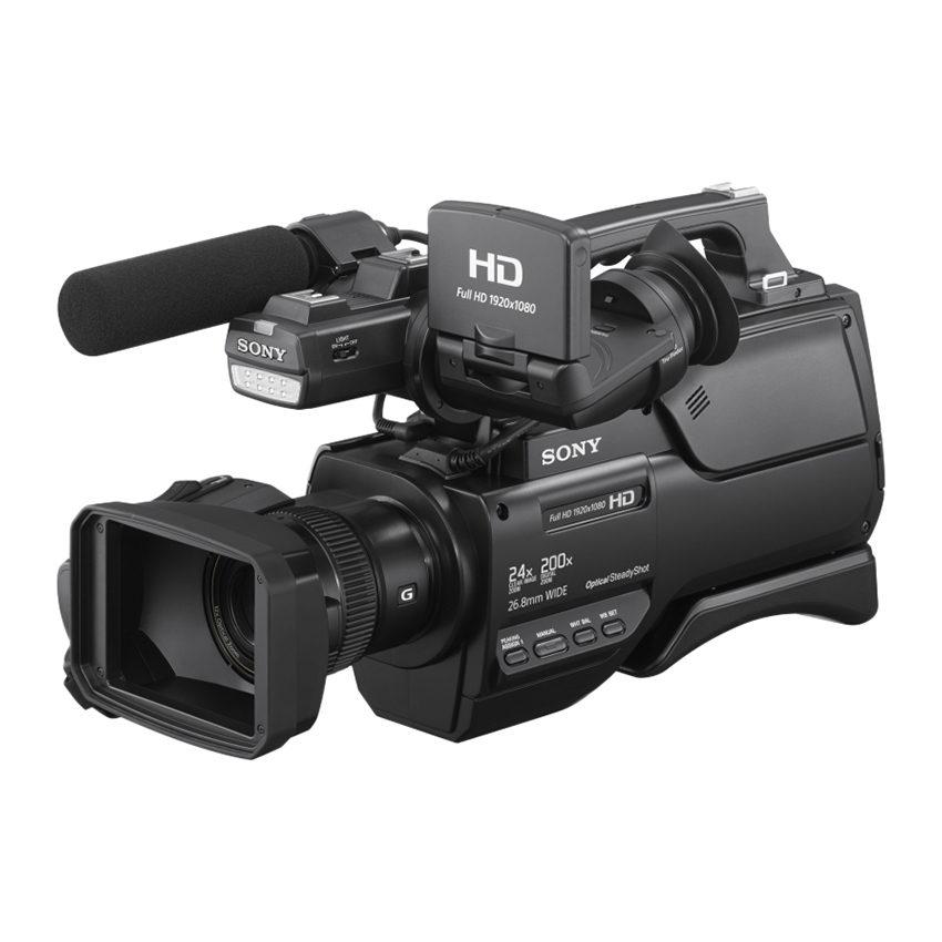 Sony HXR-MC2500E videocamera