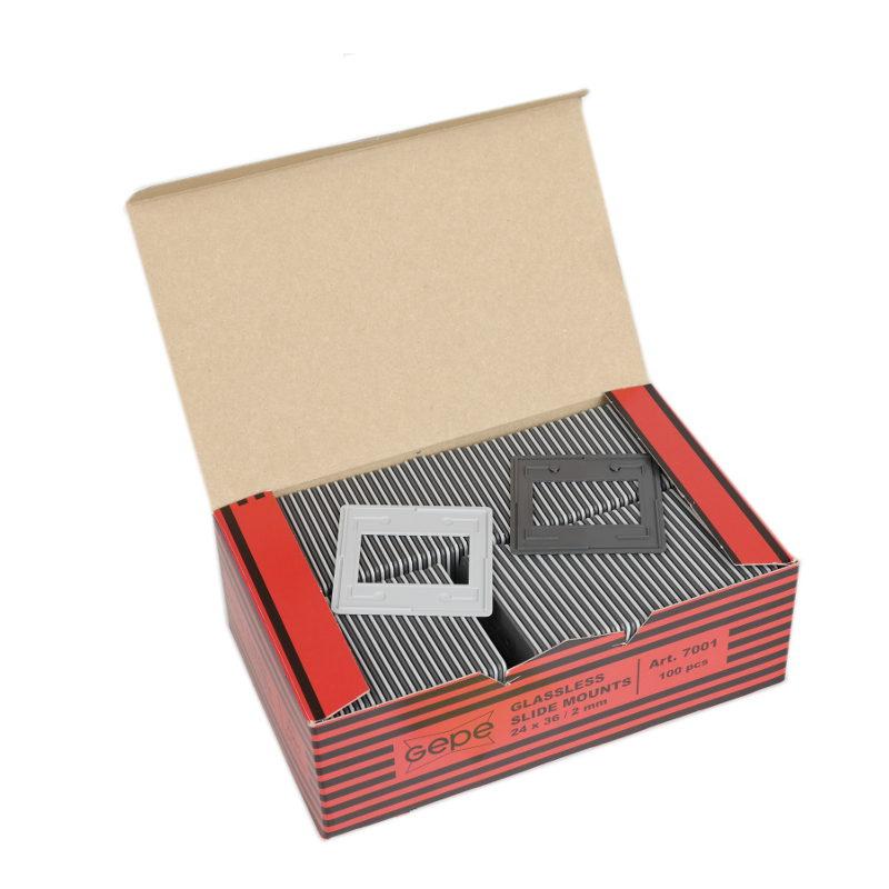 Gepe glasloos diaraam-set 2mm - 100 stuks