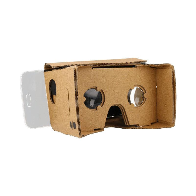 Foto van Brofish Cardboard VR Glasses