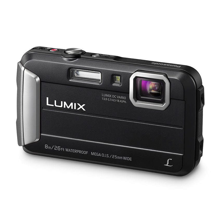 PANASONIC DMC FT 30 ZWART