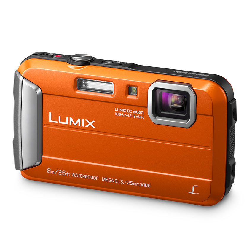 Lumix DMC-FT30 orange