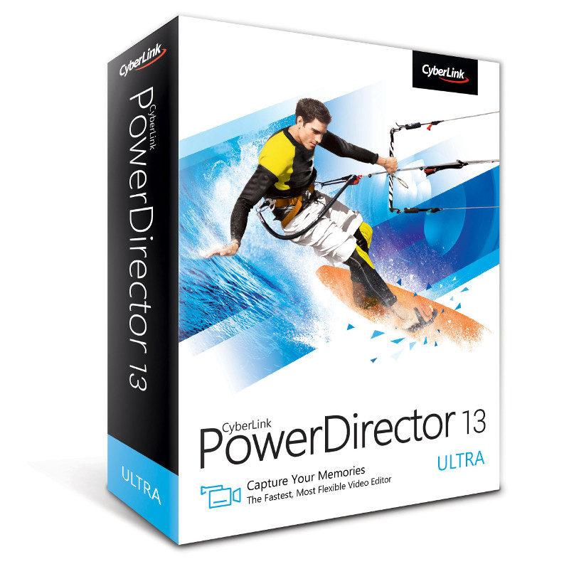 Foto van CyberLink PowerDirector 13 Ultra - POSA