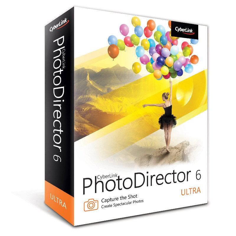 Foto van CyberLink PhotoDirector 6 Ultra - POSA