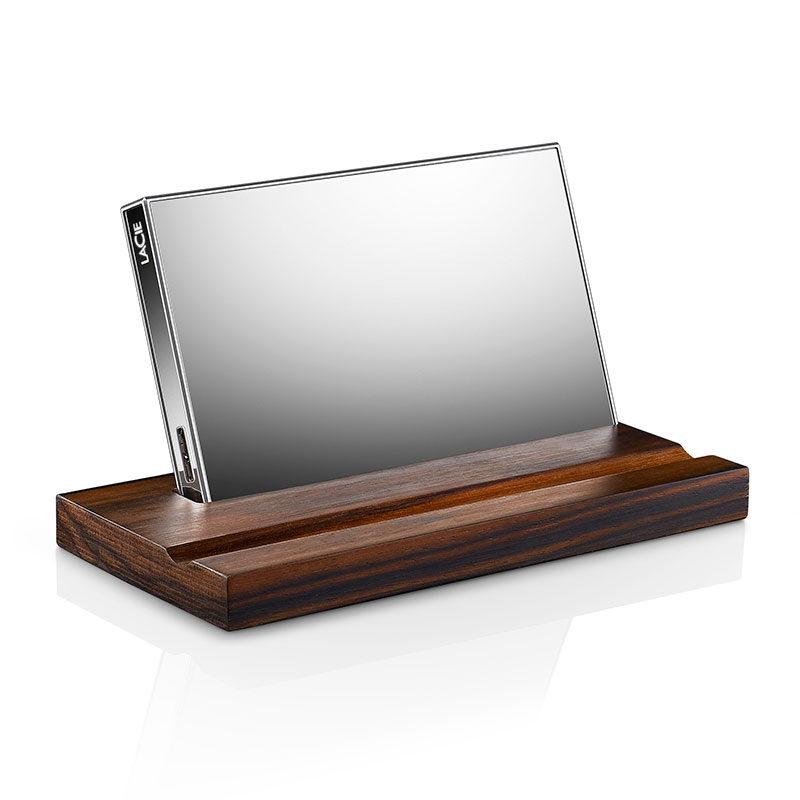Foto van LaCie Mirror 1TB USB 3.0 externe harde schijf