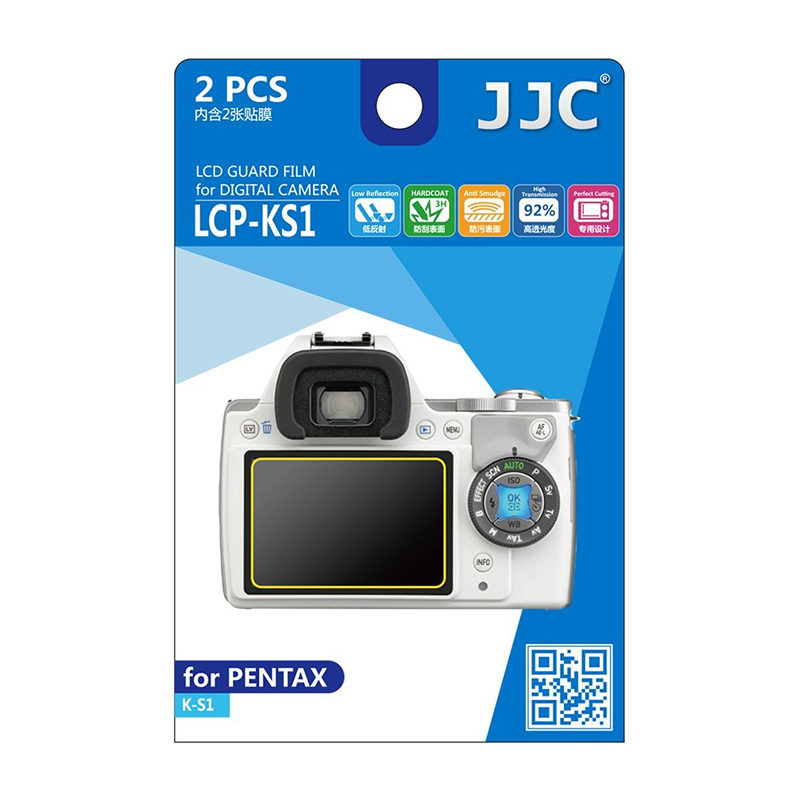 JJC LCP-KS1 Screenprotector