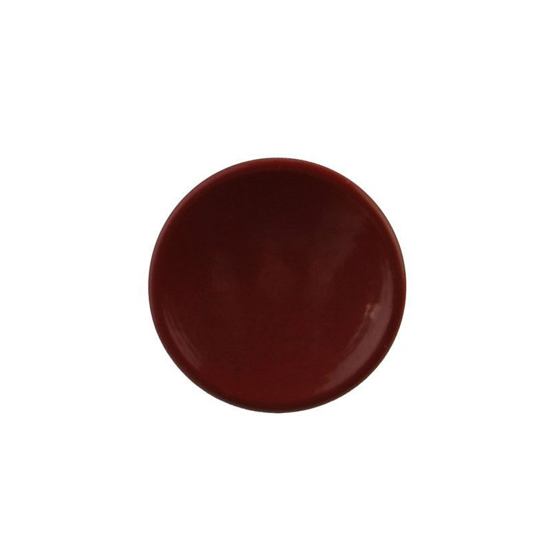 JJC Soft Release Button 11mm Donkerrood