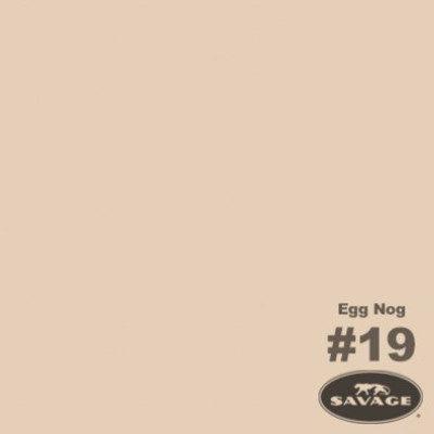 Afbeelding van 2 x Savage Achtergrondrol Egg Nogg (nr 19) 2.75m 11m