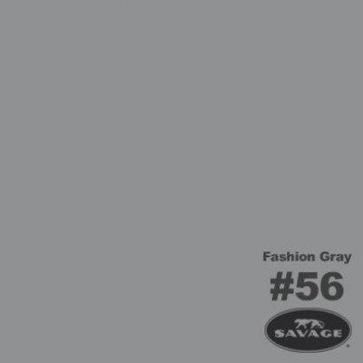 Afbeelding van 2 x Savage Achtergrondrol Fashion Grey (nr 56) 2.75m 11m