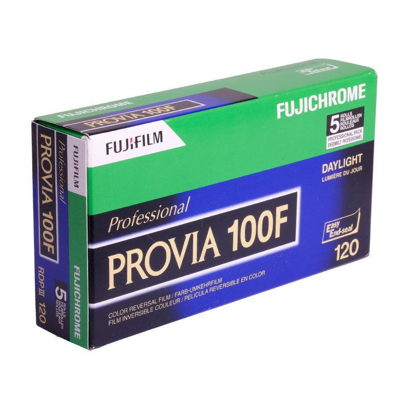 Afbeelding van 1x5 Fujifilm Provia 100 F 120 New
