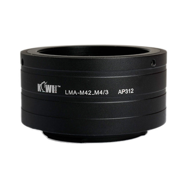 Kiwi Photo Lens Mount Adapter (M42-M4-3)