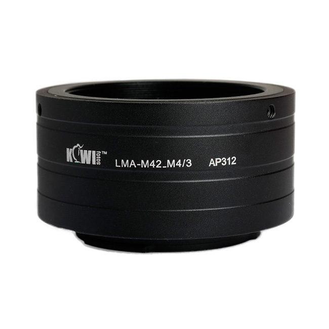 Kiwi Photo Lens Mount Adapter (M42-M4-3)