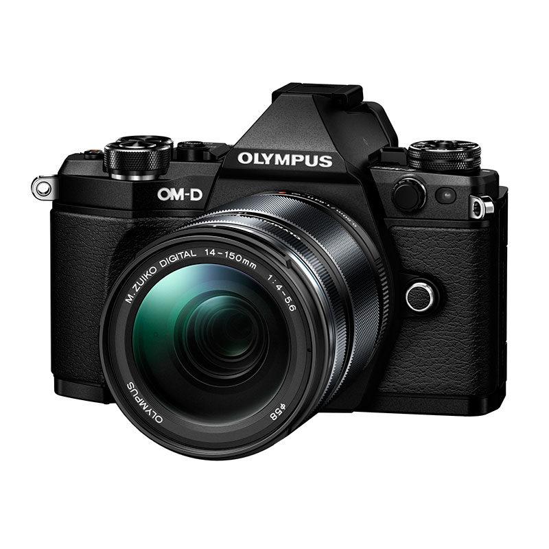 Olympus E-M5 Mark II systeemcamera - 1