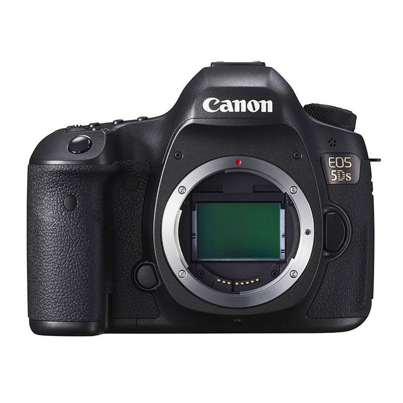 Canon EOS 5DS R, Body