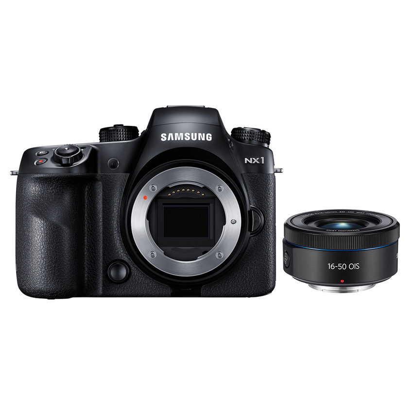 Samsung NX1 systeemcamera + 16-50 PZ