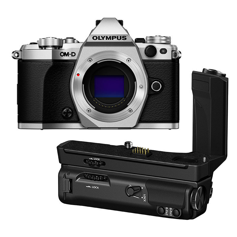 Olympus OM-D E-M5 Mark II systeemcamera Body Zilver + HLD-8 Battery Grip <br/>€ 999.00 <br/> <a href='https://www.cameranu.nl/fotografie/?tt=12190_474631_241358_&r=https%3A%2F%2Fwww.cameranu.nl%2Fnl%2Fp658055%2Folympus-om-d-e-m5-mark-ii-systeemcamera-body-zilver-hld-8-battery-grip%3Fchannable%3De10841.NjU4MDU1%26utm_campaign%3D%26utm_content%3DOM-D%2Bserie%26utm_source%3DTradetracker%26utm_medium%3Dcpc%26utm_term%3DDigitale%2Bcamera%26apos%3Bs' target='_blank'>naar de winkel</a>