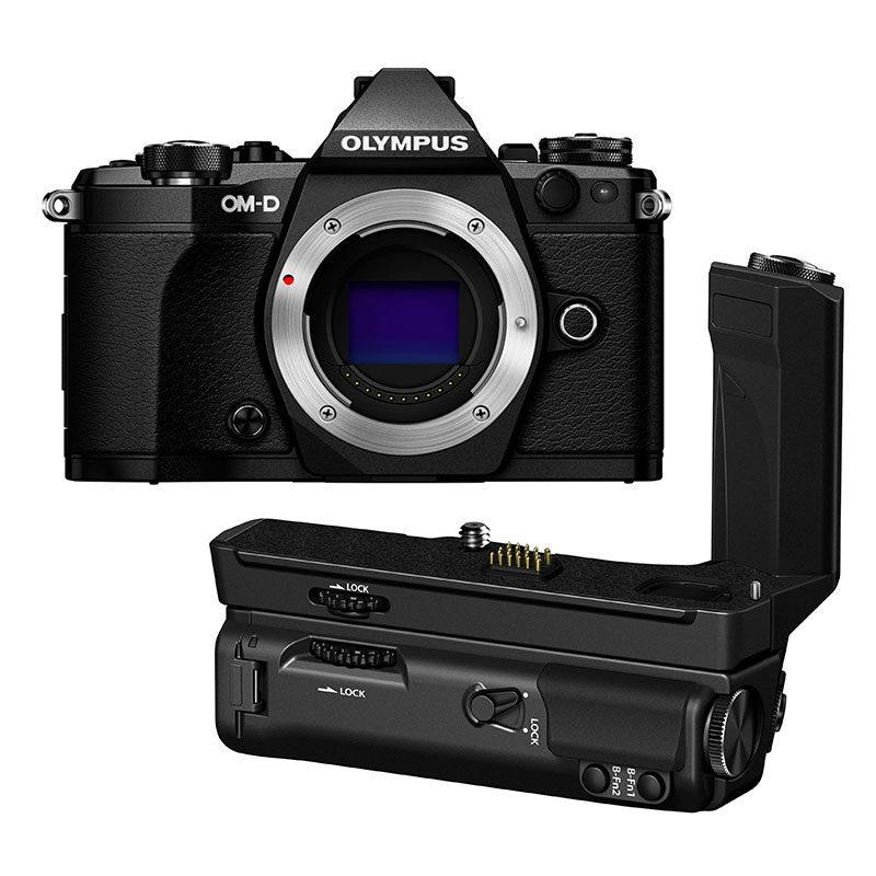 Olympus OM-D E-M5 Mark II systeemcamera Body Zwart + HLD-8 Battery Grip <br/>€ 955.00 <br/> <a href='https://www.cameranu.nl/fotografie/?tt=12190_474631_241358_&r=https%3A%2F%2Fwww.cameranu.nl%2Fnl%2Fp658065%2Folympus-om-d-e-m5-mark-ii-systeemcamera-body-zwart-hld-8-battery-grip%3Fchannable%3De10841.NjU4MDY1%26utm_campaign%3D%26utm_content%3DOM-D%2Bserie%26utm_source%3DTradetracker%26utm_medium%3Dcpc%26utm_term%3DDigitale%2Bcamera%26apos%3Bs' target='_blank'>naar de winkel</a>