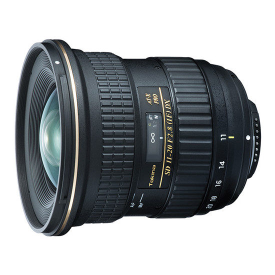 Foto van Tokina AT-X 11-20mm f/2.8 Pro DX Nikon objectief