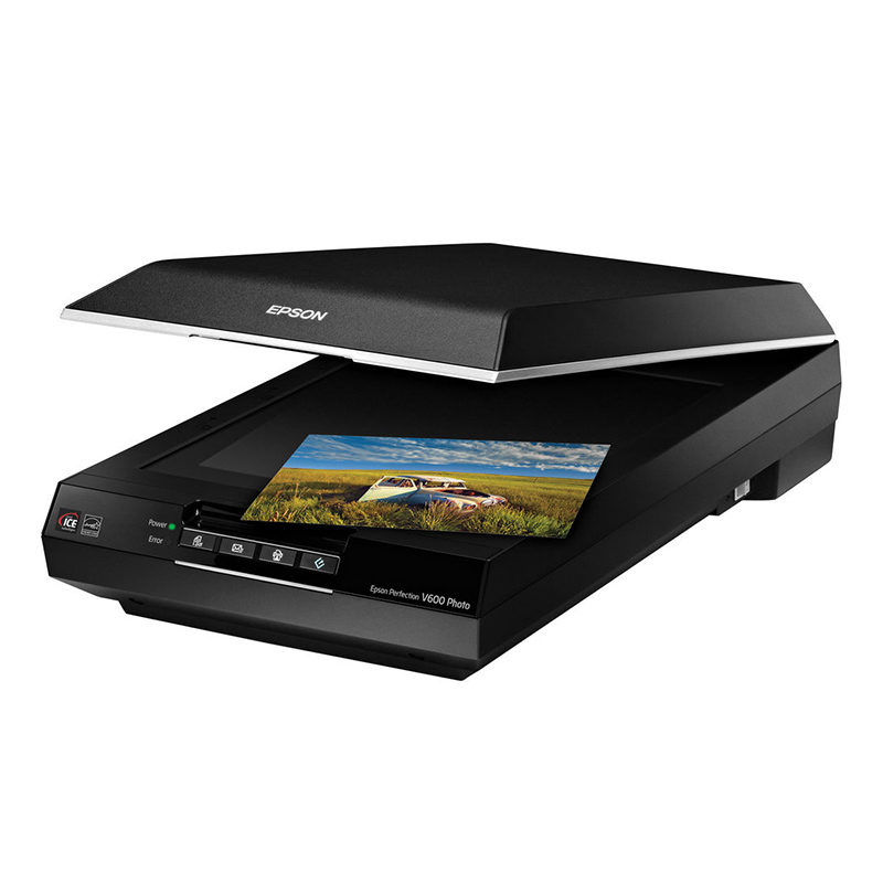 Epson PERFECTION V600 PHOTO 6400DPI