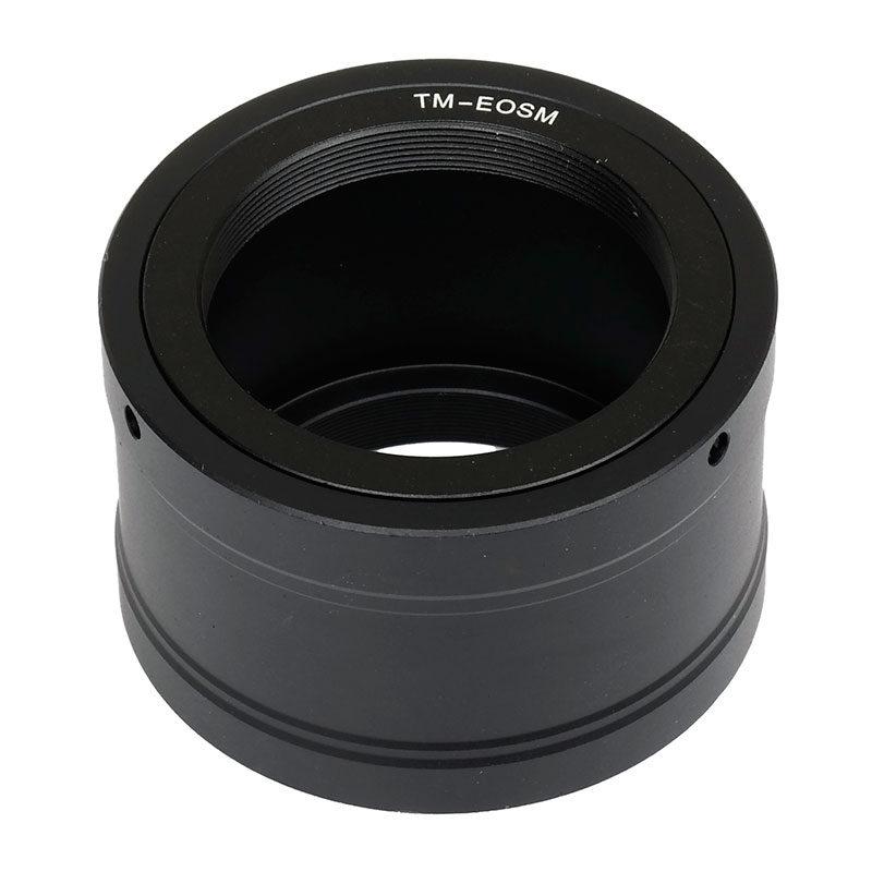 Caruba T2 T-Mount adapter Canon EOS M