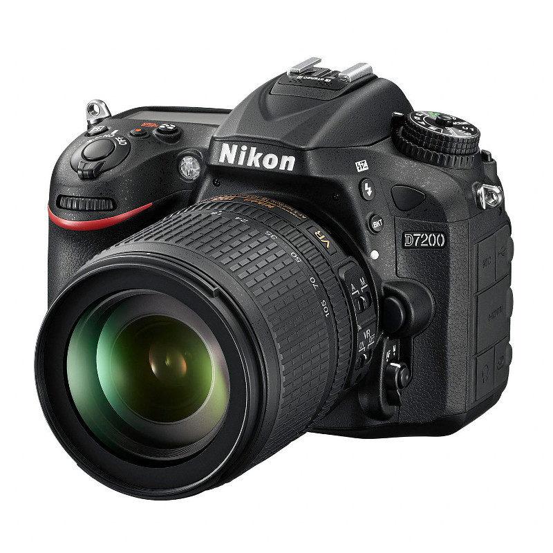 De nieuwe Nikon D7200 - 1