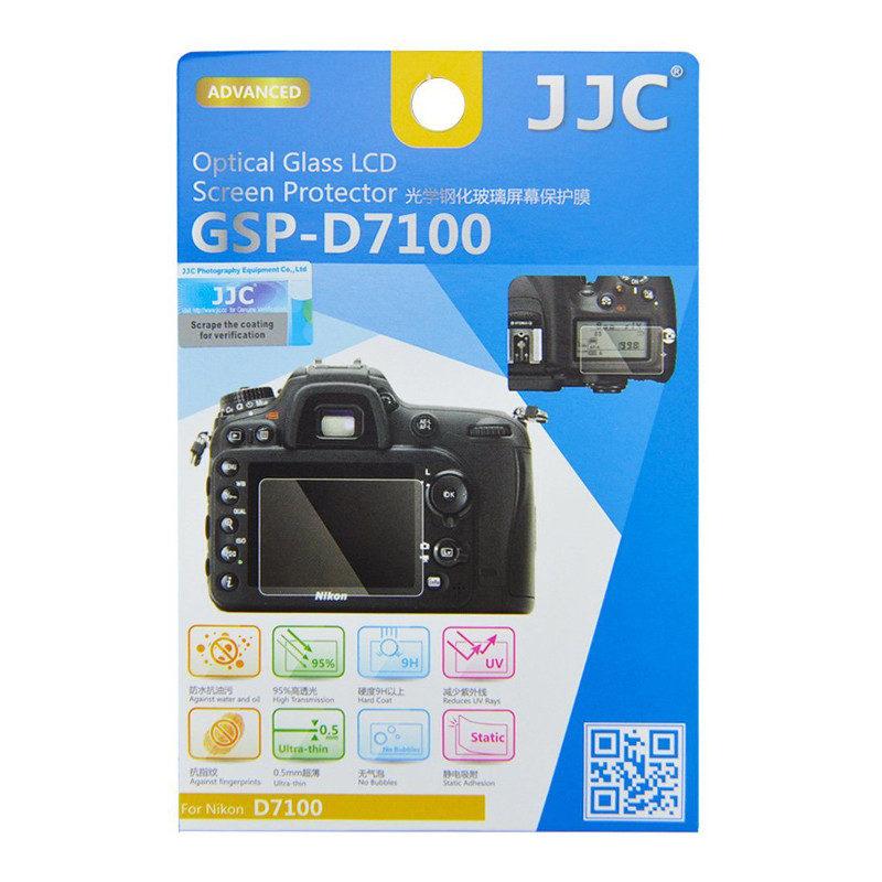 JJC GSP-D7100 Optical Glass Protector voor Nikon D7100