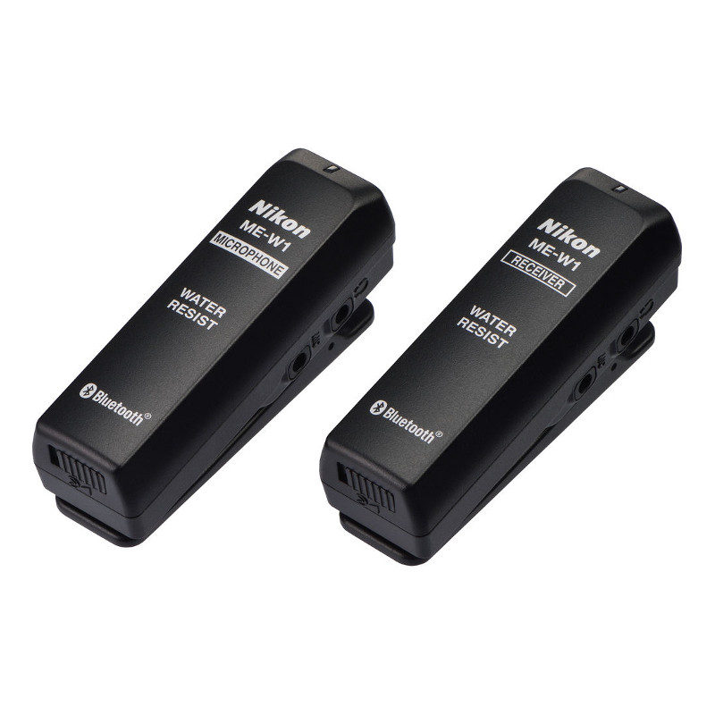 Nikon ME-W1 Draadloze microfoon set