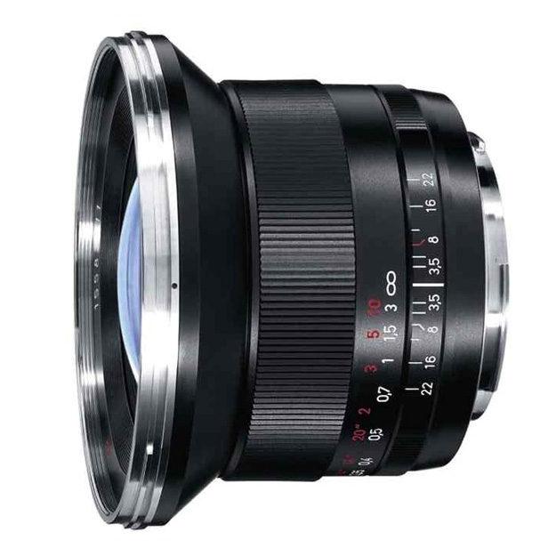 Image of Carl Zeiss 18mm f 3.5 Distagon T* ZE - voor Canon