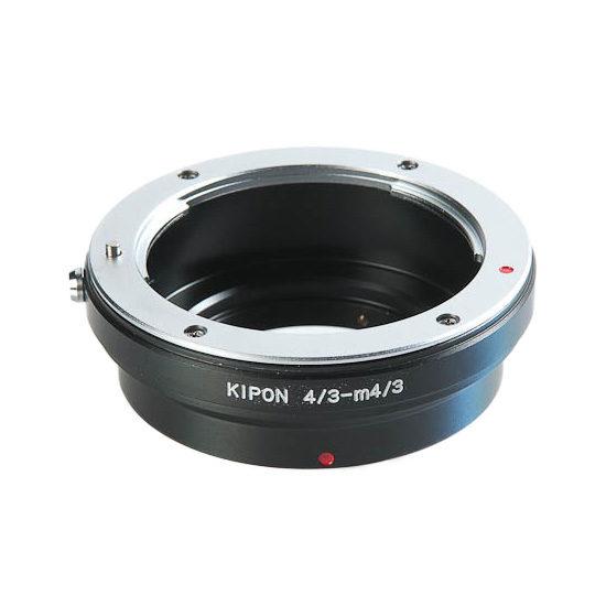 Kipon Lens Mount Adapter (4-3 naar Micro 4-3)