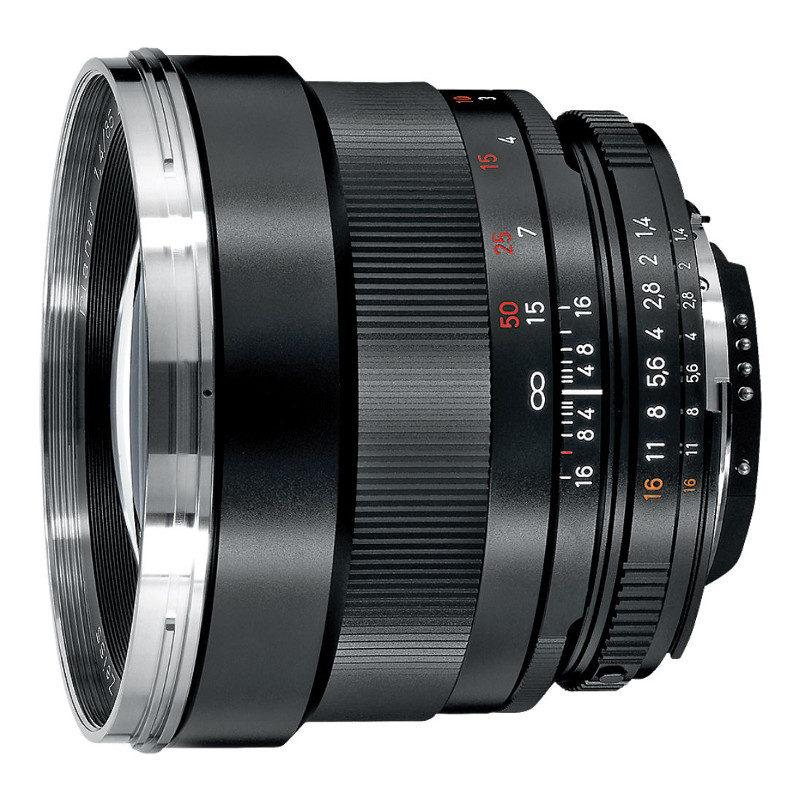 Image of Carl Zeiss 85mm f 1.4 Planar T* ZF.2 - voor Nikon