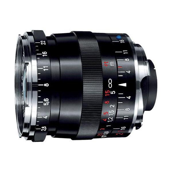 Image of Carl Zeiss 21mm f 2.8 voor ZM - Zwart