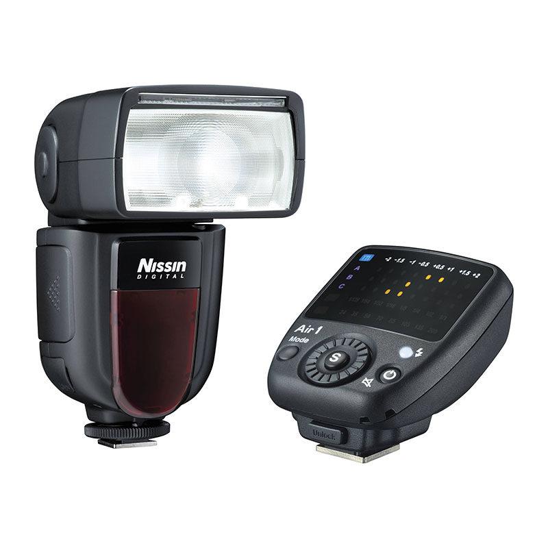 Foto van Nissin Di700A Kit flitser Canon