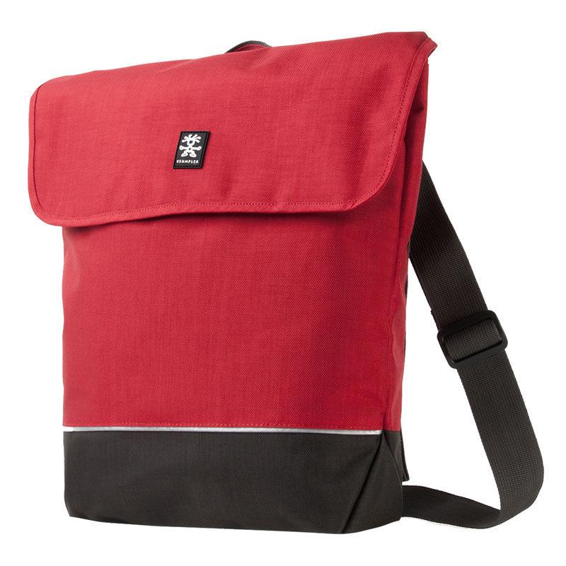 Crumpler Proper Roady Sling Messengerbag 13'' Rood