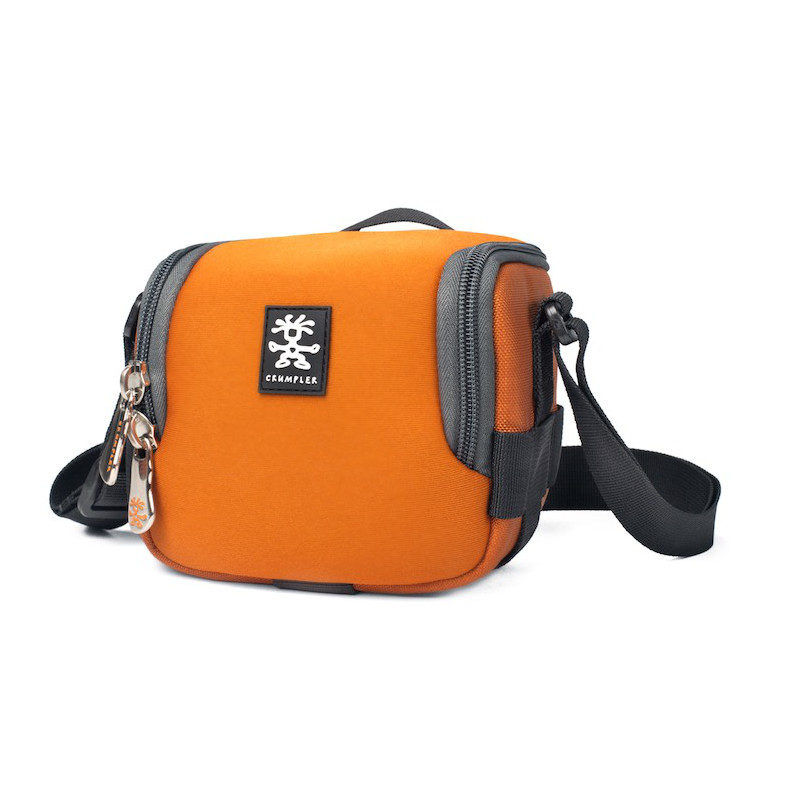 Image of Crumpler Base Layer Camera Cube S Burned Orange