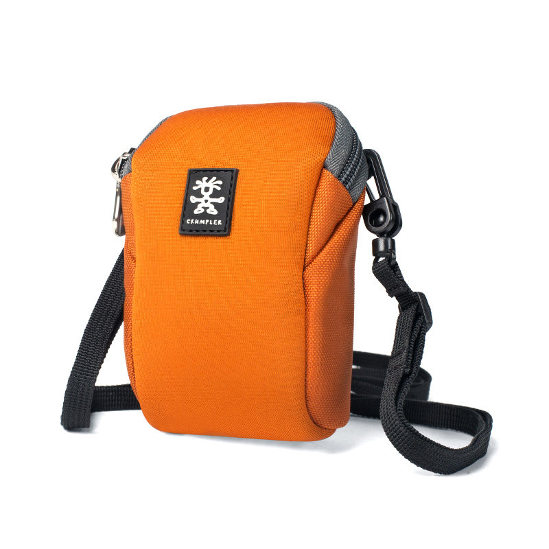 Image of Crumpler Base Layer Camera Pouch S Burned Orange