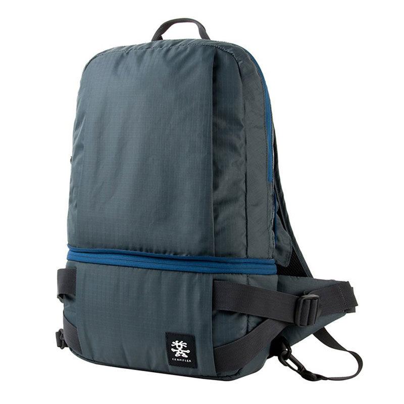 Foto van Crumpler Light Delight Foldable Backpack Steel Grey