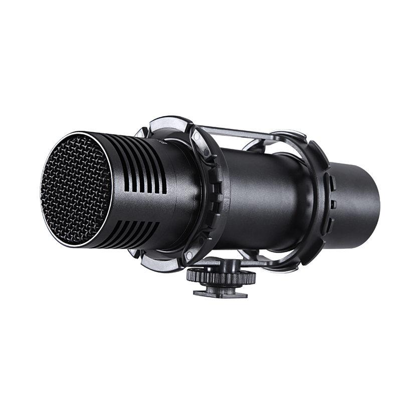 Foto van Boya BY-VM300PS Stereo Video Condenser Microfoon (R96)