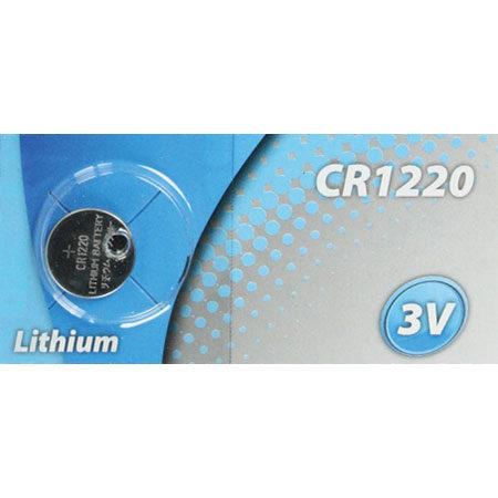 HQ CR1220 Knoopcel batterij
