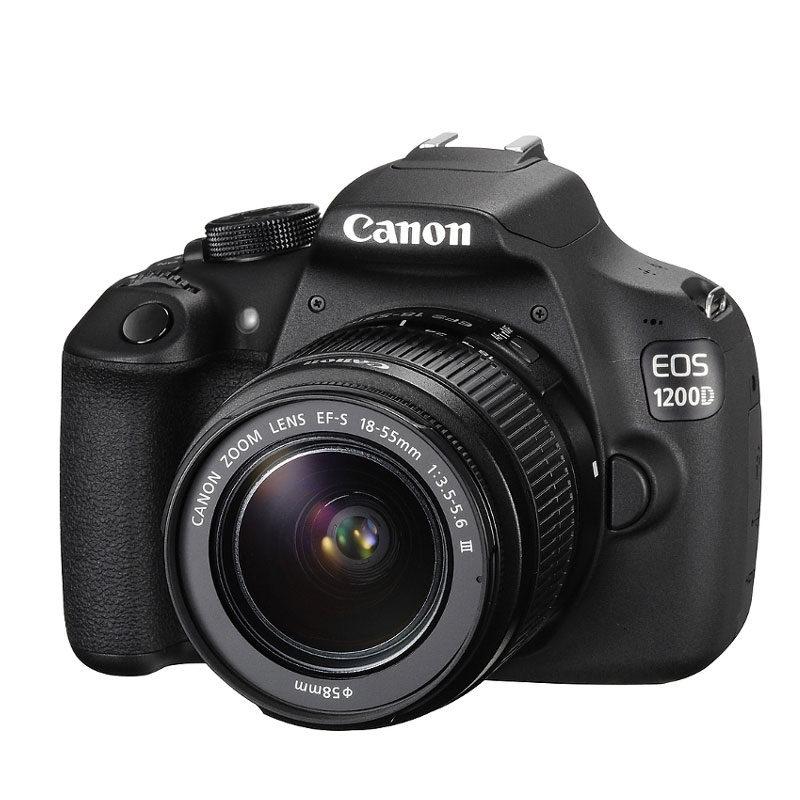 Canon EOS 1200D DSLR + 18-55mm DC III <br/>€ 299.00 <br/> <a href='https://www.cameranu.nl/fotografie/?tt=12190_474631_241358_&r=https%3A%2F%2Fwww.cameranu.nl%2Fnl%2Fp543362%2Fcanon-eos-1200d-dslr-18-55mm-dc-iii%3Fchannable%3De10841.NTQzMzYy%26utm_campaign%3D%26utm_content%3DEOS%2Bspiegelreflex%26utm_source%3DTradetracker%26utm_medium%3Dcpc%26utm_term%3DDigitale%2Bcamera%26apos%3Bs' target='_blank'>naar de winkel</a>