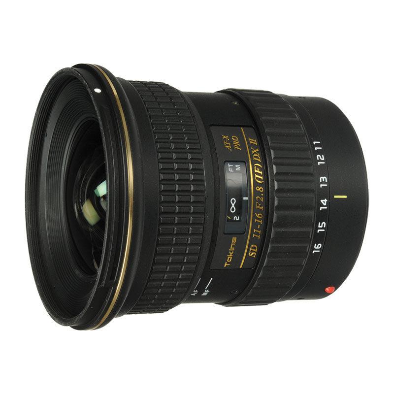 Foto van Tokina AT-X 11-16mm f/2.8 Pro DX II Canon objectief