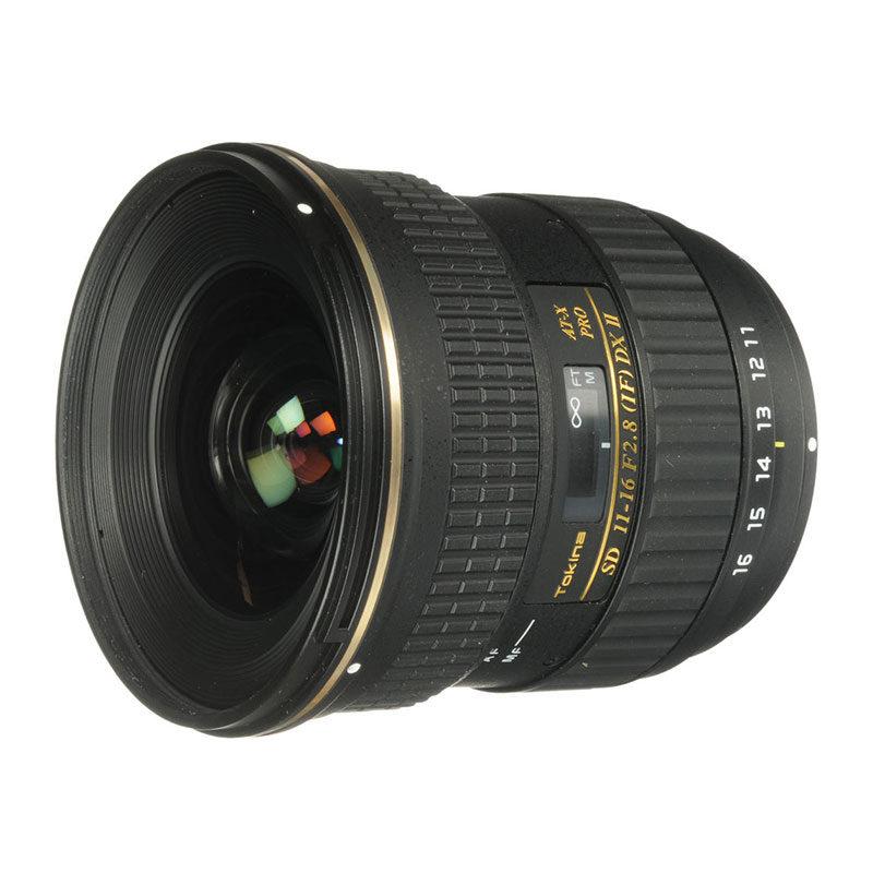 Foto van Tokina AT-X 11-16mm f/2.8 Pro DX II Nikon objectief