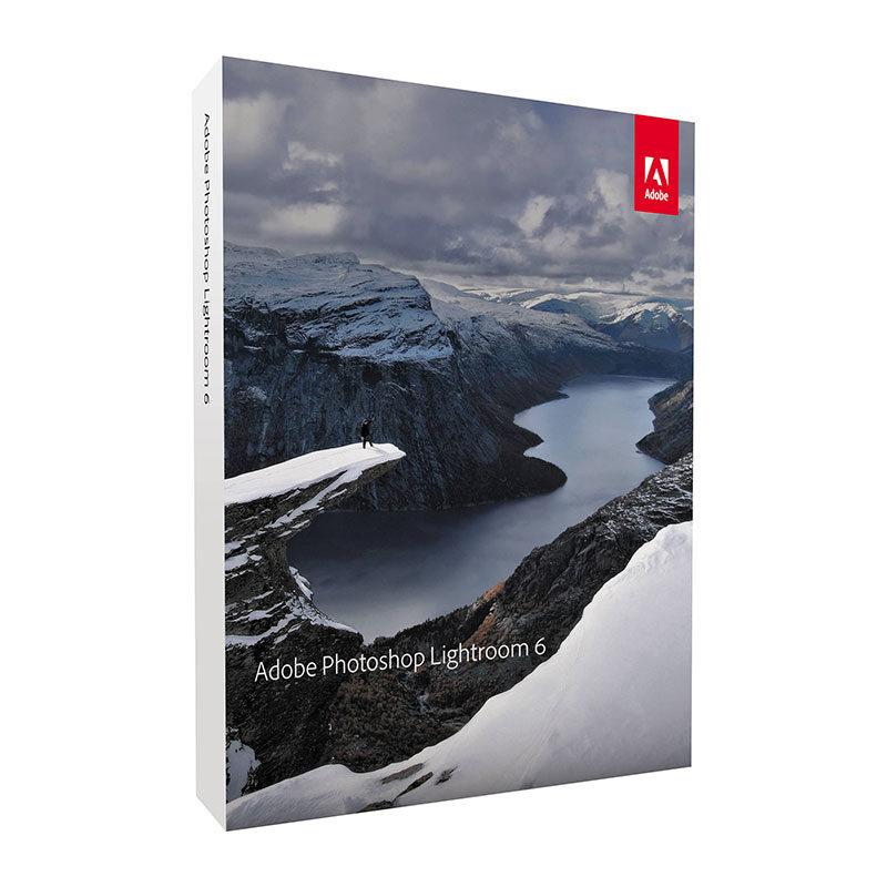 Afbeelding van Adobe Photoshop Lightroom 6 Mac / Windows