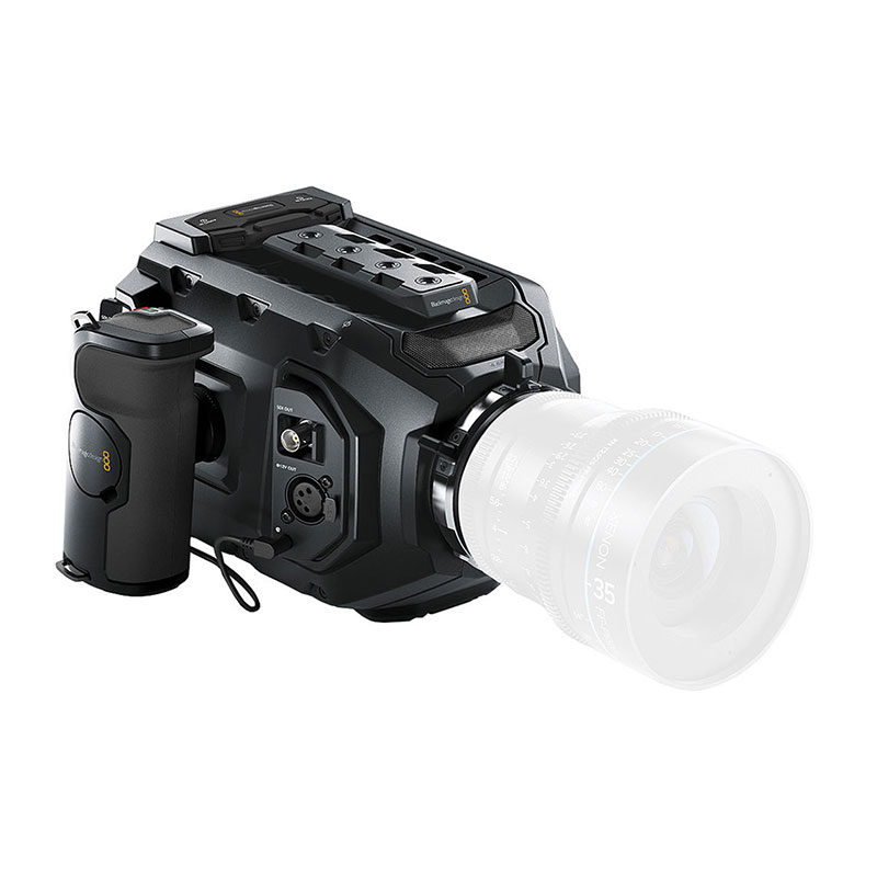 Image of Blackmagic URSA Mini 4K - EF-vatting