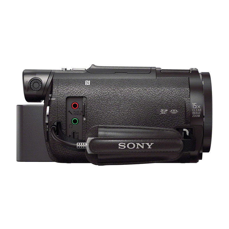 sony fdr ax33 4k videocamera zwart. Black Bedroom Furniture Sets. Home Design Ideas