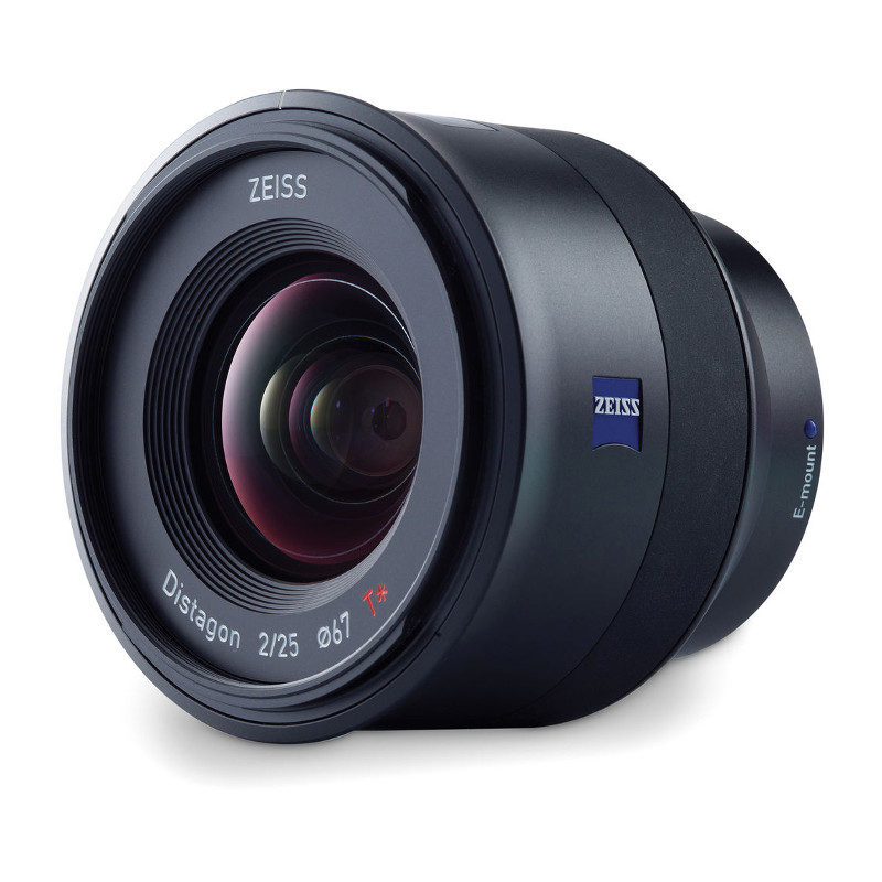Image of Carl Zeiss Batis 25mm f/2.0 E-Mount objectief