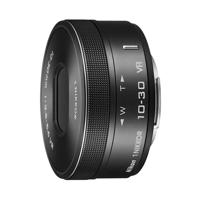Foto van 1 Nikon 10-30mm f/3.5-5.6 VR PD-Zoom objectief Zwart - Bulk