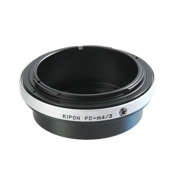 Foto van Kipon Lens Mount Adapter (Canon FD naar Micro 4/3)