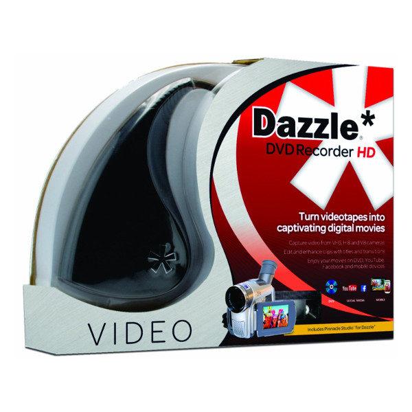 Foto van Pinnacle Dazzle DVD Recorder HD