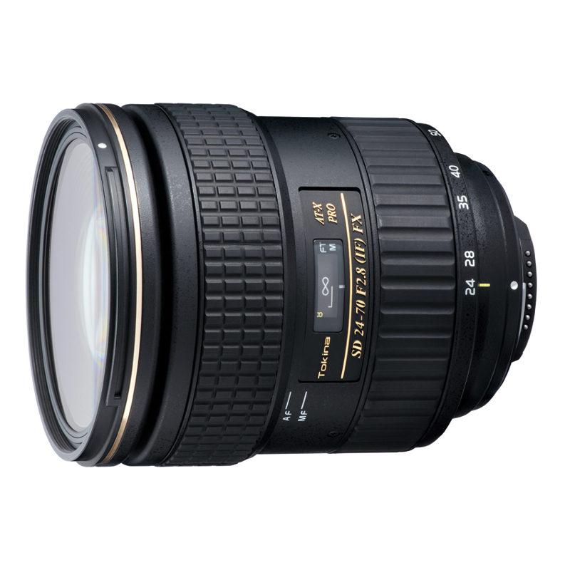 Foto van Tokina AT-X 24-70mm f/2.8 Pro FX Nikon objectief